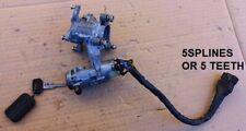 45020-16-1 STEERING WHEEL LOCK / IGNITION LOCK TOYOTA TERCEL AL25 4WD 87 88 LHD