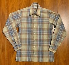 Vintage 80's Pierre Cardin Long Sleeve Shirt Size Small