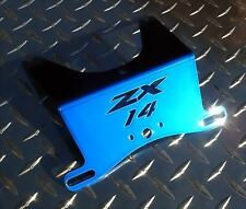 Kawasaki ZX14 Candy BLUE Fender Eliminator / Tail Tidy ZZR1400 ZX14R