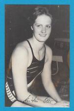 Kristin Otto - DDR - Schwimmerin - ganz jung - # 16237