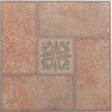 Vinyl Floor Tiles Self Adhesive Peel And Stick Bathroom Kitchen Flooring 12x12