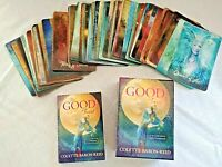 TAROT CARDS The Good Tarot A 78-Card Deck and Guidebook by Colette Baron-Reid