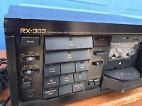 NAKAMICHI RX-303 Cassette Deck #04326 ~ Project / Parts Unit