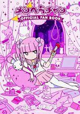 """NEW"" Menhera Chan Official Fan Book / Japan Ezaki Bisuko Character"