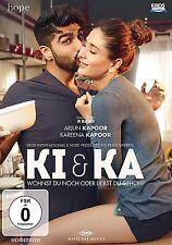 Ki & Ka - Wohnst Du noch oder liebst Du schon? Bollywood DVD NEU + OVP!