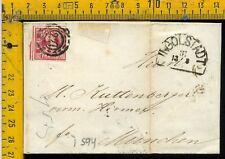 Germania Germany cover envelope Bayern I 594