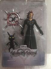 Disney Kingdom Hearts Series 1 Axel and Shadow 7'' Action Figure