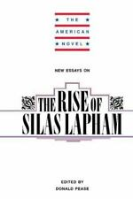 New Essays on The Rise of Silas Lapham (The American Novel)