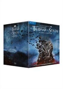 Il Trono di Spade - La Serie Completa -Stagioni 1-8 (33 Blu-Ray Disc) Stand Pack