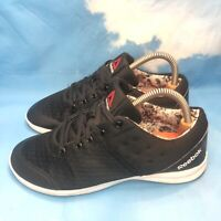 Reebok Shoes Womens Black Training Athletic Gym Sneakers Size 7.5