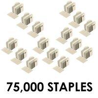 75,000 Staples For Ricoh Aficio MP C7500 C6000 410802 TYPE K 480-0063 410801