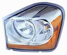 New Dodge Durango 2004 2005 left driver headlight head light