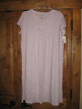 Nwt Croft & Barrow Cotton Blend Knit Nightgown ~ Size XL