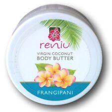Reniu Virgin Coconut Body Butter 120ml FRANGIPANI Infusion