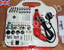 162Pc Rotary Drill Tool Mini Dremel Hobby Set Kit Jewellery Accessory Mini Drill