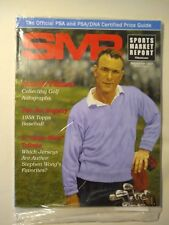 Sports Market Reports SMR - September 2017 - Arnold Palmer cover - new in bag