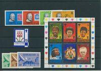 Gibralter Vintage 1979 Mint MNH Complete Description Read