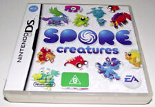 Spore Creatures Nintendo DS 2DS 3DS Game *No Manual*