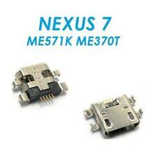Asus Google NEXUS 7 ME571K 2013 Micro USB Charging Socket Port Connector