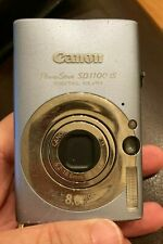 Canon PowerShot Digital ELPH SD1100 IS / Digital IXUS 80 IS 8.0MP case/ charger