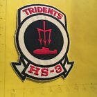 US Navy HS-9 Helicopter Anti-Submarine Squadron Three SQUADRON Patch 9/13