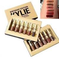 6PCS Matte Liquid Lipstick Long Lasting Waterproof Lip Gloss Beauty Glaze Makeup