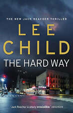 The Hard Way by Lee Child HARD COPY FREE DELIVERY TO AUS