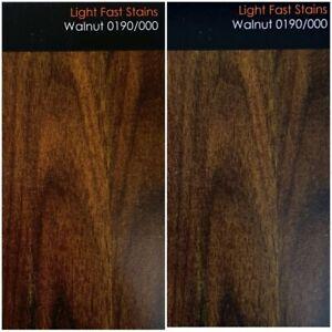 Morrells LF Wood Stain Light Fast Spirit Based Stain Fast Dry Easy Application