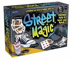 John Adams STREET MAGIC Tricks SET 50 pieces