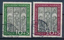 Gestempelte Briefmarken aus Deutschland (ab 1945) mit Architektur-Motiv