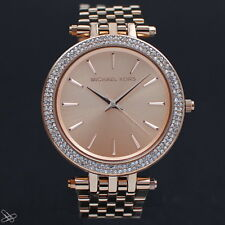 Michael Kors MK3192 Darci Women's Wrist Band Watch Colour: Rose Gold with
