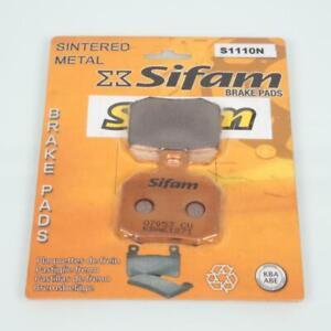 Plaquette de frein Sifam pour Moto Aprilia 1000 SL Falco 2000 à 2006 AR