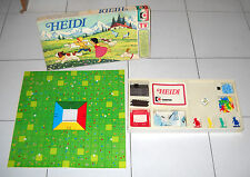 HEIDI Clementoni Giochi 1978 OTTIMO Serie Tv Cartoni