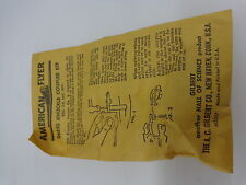 Original American flyer #26520 Knuckle coupler Conversion Kit