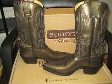 HH Sonora women's DH5191 GOLD/BLACK  Size 6.5 M NEW