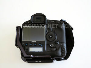 "ACMAXX 3.2"" HARD LCD SCREEN ARMOR PROTECTOR for Canon EOS-1DX 1D-X 1DC 1D-C Body"
