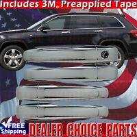 2005-2010 Chrysler 300 Mirror Door Handle Covers+Pillar Trims+Mesh ...