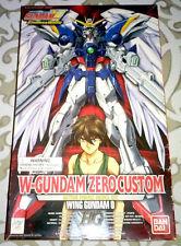 Gundam Wing Endless Waltz W-Gundam Zero Custom 1:100 HG Bandai 1997 Model Kit