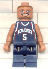 LEGO JASON KIDD MINIFIG NBA minifigure Nets Mavericks basketball nba002