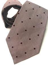 Paul Smith Cravate à carreaux avec pointillée chiffonné effet modèle