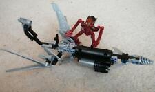 Lego Bionicles VULTRAZ Figure/vehicle set 8698 Assembled Complete & 6 zamors