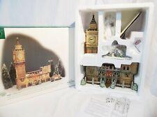 Department 56 Big Ben Clock 58341 Historical Landmark Series Dickens 1998 2003