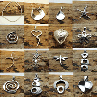 Sterling Silver Pendants & Necklaces - Andea Jewellery  Gift for Mum
