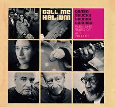 Call Me Helium: The Music Of Jimi Hendrix - Christy Doran (2016, CD NIEUW)