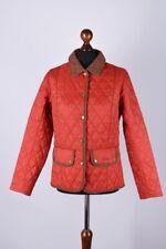 Barbour Vintage Tweed Quilt Jacket Size L / UK12