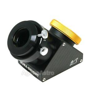 """William Optics 2"""" 99% Dielectric Dura Bright Carbon Fiber Mirror SCT Diagonal"""