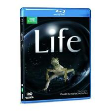 LIFE COMPLETE SERIES COLLECTION DAVID ATTENBOROUGH 4 DISC BLU-RAY BOX SET RB NEW
