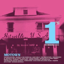 MOTOWN * 25 Greatest Hits * New Sealed CD  * All Original #1 Hits