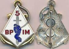 5° Bataillon Parachutiste d'Infanterie de Marine, émail, 15XX, Drago 1583 (2736)