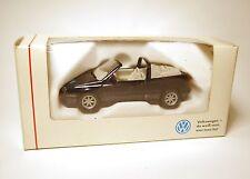 Volkswagen VW Golf 3 III Cabrio PINK FLOYD blau blue metallic Schabak 1:43 boxed